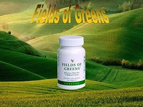 Витамины для укрепления волос и зубов - Филдз оф Гринз.80 таб.США