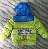 Куртка для мальчика 3-8 лет, фото 2