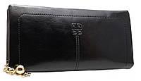 Классический  женский кошелек C 3860 black