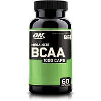 Optimum Nutrition BCAA 1000 (60 капсул/30 порций) USA
