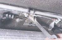 Замена троса ручного тормоза в Одессе