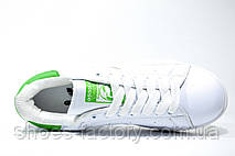 Кроссовки унисекс в стиле Adidas Stan Smith, фото 2