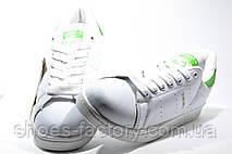 Кроссовки унисекс в стиле Adidas Stan Smith, фото 3