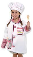 """Костюм """"Шеф-повар"""", от 3-6 лет, Melissa&Doug"""