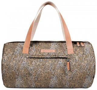 Стильная дорожная сумка 25 л. Renana Eastpak EK20B50M коричневый