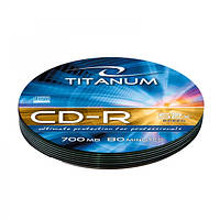 Диск TITANUM CD-R  - мягкая упаковка 10 шт..