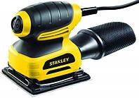 Шлиф.маш. STANLEY STSS025 вибрационная, 220Вт, 0 - 16000ход/мин.