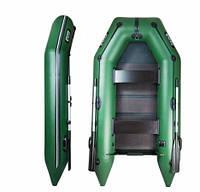 Надувная лодка Ладья ЛТ-290МВ со сланью-книжкой