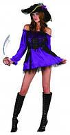 Карнавальный костюм Принцесса пиратов в пакете арт. GT008