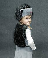 Детский Карнавальный костюм для детей Ежик