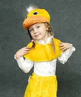Карнавальный костюм  для детей Уточка