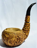 Шикарная коллекционная пепельница! Трубка! Germany, фото 1