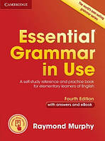 Essential Grammar in Use Fourth Edition Book with Answers and eBook