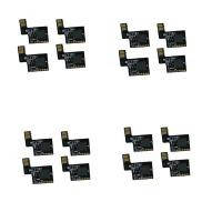 Чип для картриджа HP CLJ Pro M252/277 1.5k black Static Control (HM252CP-K)