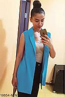 Пиджак женский без рукавов Sunset Пиджаки женские