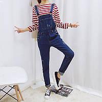 Комбинезон джинсовый женский W32 Комбинезоны джинсовые