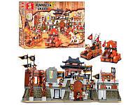 Конструктор Китайская империя 846 деталей Sluban M38 B0267/671570 , фото 1