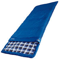 Спальный мешок High Peak Highland / +4°C (Right) blue