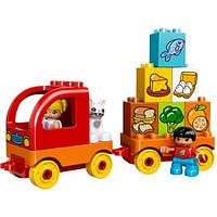 Мой первый грузовик LEGO