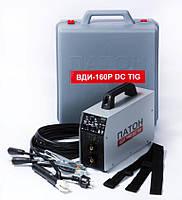 Сварочный инвертор ПАТОН ВДИ-160P ECO, 160 ампер 2-4 эелектрод,