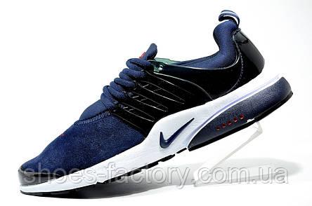 Кроссовки мужские в стиле Nike Presto, замша, фото 2