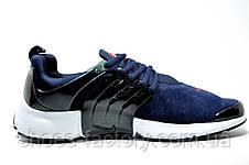 Кроссовки мужские в стиле Nike Presto, замша, фото 3