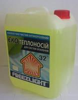 Экотеплоноситель, антифриз, теплоноситель для систем отопления -20С тарированный в бочки 50л