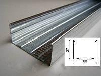 Профиль CD 60, сталь толщиной 0,4мм, длина 4м