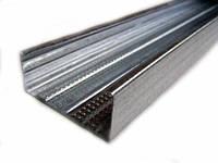 Профиль UD 27, сталь толщиной 0,45мм, длина 3м