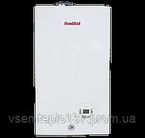 Газовый котел настенный Fondital Minorca CTFS 18(турбо,раздельный теплообменник,дисплей)