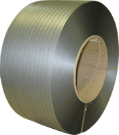 Лента ПП 19 х 0.9 мм – 1,2 км (зеленая) вторичка