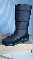Женские лёгкие сапоги - идеальная зимняя обувь - качество, тепло, комфорт