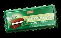 Шоколад черный Böhme Pfefferminz Creme Schokolade с мятной начинкой, 100 г