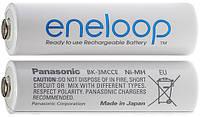 Аккумулятор NiMH AA (пальчиковый) Panasonic Eneloop BK-3MCCE 1900mAh LSD с низким саморазрядом