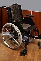 Коляска инвалидная складная 37см Швеция