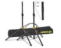 Комплект акустических стоек Hercules SS200BB с чехлом