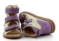 """Ортопедическая обувь для детей """"BAJBUT""""(В-23) летняя, фото 1"""