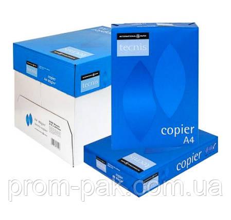 Бумага для офисной техники  Tecnis Copier А4 пл.80, фото 2