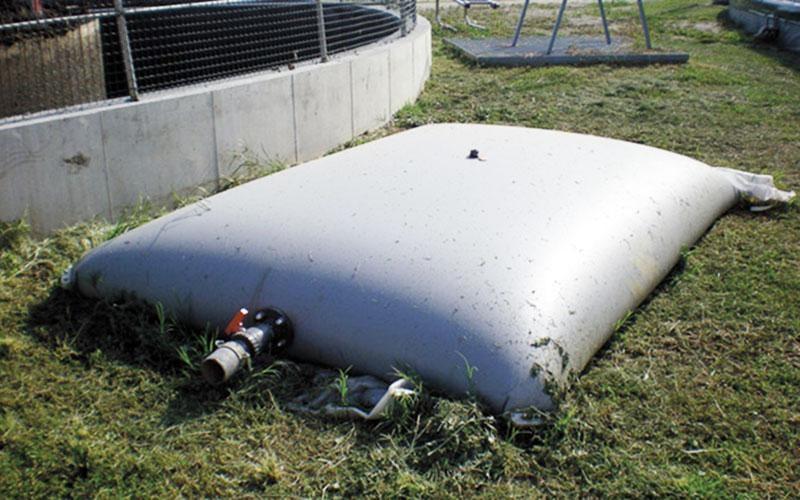Резервуар для сточных вод Гидробак 1 м.куб.