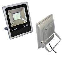Светодиодный LED прожектор 30W SLIM IP65 ГАРАНТИЯ БЕЛЫЙ