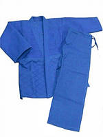 Кимоно для дзюдо синее, фото 1