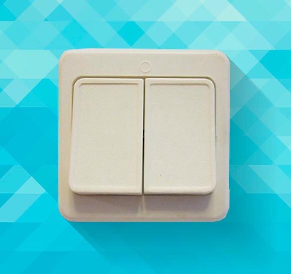 Настенные выключатели для скрытой проводки