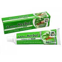 Зубная паста Дабур Херб'л Ним (Dabur Herb'l Neem Toothpaste), 75+25 г