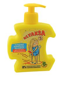 """Klyaksa Класний шампунь-бальзам """"Для легкого розчісування"""" 250мл (2254)"""