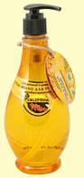 Крем-мило для рук і тіла  з обліпихою і ромашкою антибактеріальне 400мл (2131)
