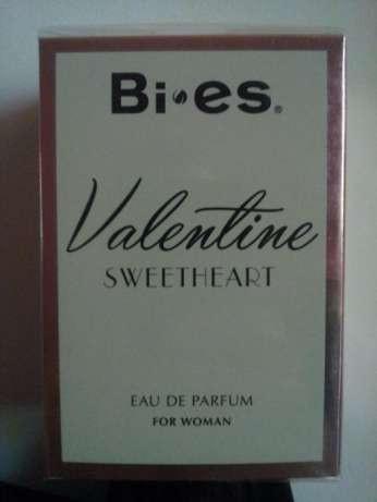 Парфюмированная вода женская Valentine sweetheart 100мл.