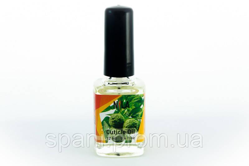 Nila Cuticle Oil Масло для кутикул Бергамот, 12 мл.