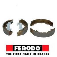 Колодки тормозные задние Mitsbishi L200(2004-) Ferodo(FSB4052)