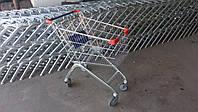 Тележка покупательская для супермаркета