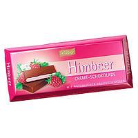 Шоколад черный Böhme Himbeer Creme Schokolade с малиновой начинкой, 100 г